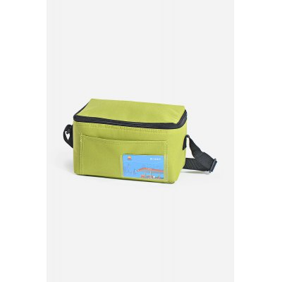 Portable Compact Horizontal Lunch BagLunch Bags<br>Portable Compact Horizontal Lunch Bag<br><br>Closure Type: Zipper<br>Gender: Unisex<br>Handbag Type: Lunch Bag<br>Main Material: Oxford Fabric<br>Package Contents: 1 x Lunch Bag<br>Package size (L x W x H): 21.00 x 7.00 x 11.00 cm / 8.27 x 2.76 x 4.33 inches<br>Package weight: 0.1850 kg<br>Pattern Type: Striped<br>Product weight: 0.1400 kg<br>Style: Casual