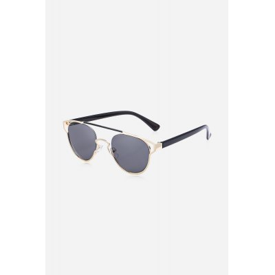 Chic UV Protection Neutral Sunglasses