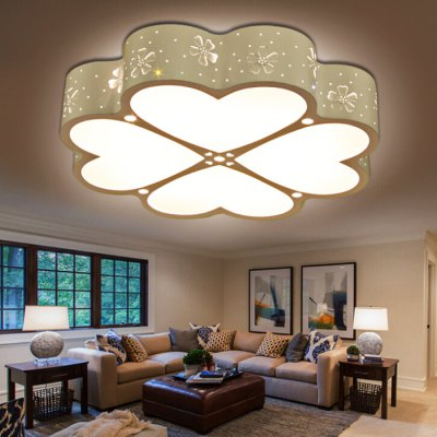 Modern Simple Clover Acrylic LED Ceiling Light 220VFlush Ceiling Lights<br>Modern Simple Clover Acrylic LED Ceiling Light 220V<br><br>Beam Angle: 360 degree<br>Features: Remote-Controlled<br>Illumination Field: 12 - 20sqm<br>Luminous Flux: 2600LM<br>Optional Light Color: Natural White,Warm White,White<br>Package Contents: 1 x Light, 1 x Remote Control<br>Package size (L x W x H): 60.00 x 60.00 x 20.00 cm / 23.62 x 23.62 x 7.87 inches<br>Package weight: 4.0400 kg<br>Product size (L x W x H): 50.00 x 50.00 x 10.00 cm / 19.69 x 19.69 x 3.94 inches<br>Product weight: 3.5000 kg<br>Sheathing Material: Acrylic, Iron<br>Type: Ceiling Lights<br>Voltage (V): 220V<br>Wattage (W): 30<br>Wavelength / CCT: 3000K,4000K,6500K