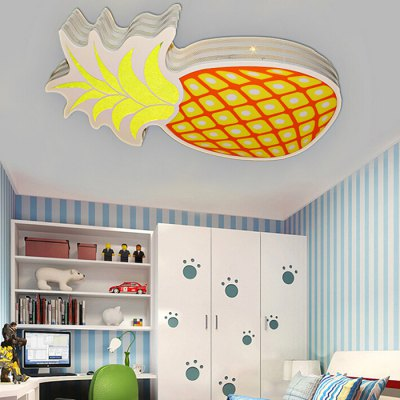 Simple Cartoon Acrylic LED Ceiling Lamp 220VTable Lamps<br>Simple Cartoon Acrylic LED Ceiling Lamp 220V<br><br>Available Color: White<br>CCT: 3000K,4000K,6500K<br>Features: Dimmable<br>Material: Alloy, Iron<br>Optional Light Color: Natural White,Warm White,White<br>Package Contents: 1 x Light, 1 x Remote Control<br>Package size (L x W x H): 72.50 x 45.00 x 20.00 cm / 28.54 x 17.72 x 7.87 inches<br>Package weight: 4.0300 kg<br>Powered Source: AC<br>Product size (L x W x H): 62.50 x 35.00 x 10.00 cm / 24.61 x 13.78 x 3.94 inches<br>Product weight: 3.5000 kg<br>Suitable for: Home use, Home Decoration