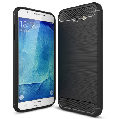 Luanke Brushed Finish Soft Cover for Samsung Galaxy J7