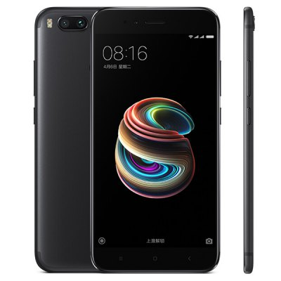 Xiaomi Mi 5X 4G Phablet  -  BLACK -vente flash