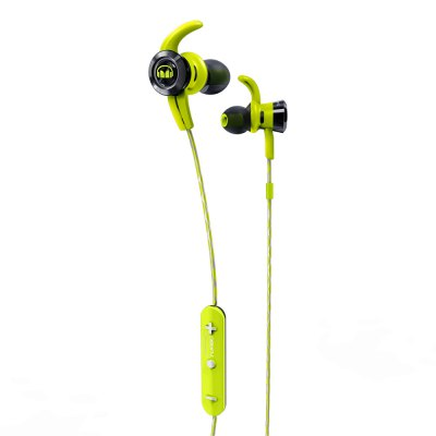 MONSTER Isport Victory Wireless Bluetooth Sports EarbudsEarbud Headphones<br>MONSTER Isport Victory Wireless Bluetooth Sports Earbuds<br><br>Application: Running, Sport<br>Battery Capacity(mAh): 50mAh Li-ion Battery x 2<br>Battery Types: Built-in<br>Battery Volatge: 3.7V<br>Bluetooth: Yes<br>Bluetooth distance: W/O obstacles 10m<br>Bluetooth mode: Headset<br>Bluetooth protocol: A2DP,AVRCP,HFP,HSP<br>Bluetooth Version: V3.0<br>Brand: Monster<br>Cable Length (m): 0.6m<br>Charging Time.: 2H<br>Compatible with: iPod, Mobile phone, iPhone<br>Connecting interface: Micro USB<br>Connectivity: Wired and Wireless<br>Frequency response: 20-20000Hz<br>Function: Bluetooth, Answering Phone, Microphone, Noise Cancelling, Song Switching, Sweatproof, Voice control, Voice Prompt<br>Impedance: 18ohms<br>Language: English<br>Material: PC<br>Model: Isport Victory Wireless<br>Music Time: 8H<br>Package Contents: 1 x Earbuds<br>Package size (L x W x H): 21.00 x 12.00 x 5.00 cm / 8.27 x 4.72 x 1.97 inches<br>Package weight: 0.2500 kg<br>Product weight: 0.0200 kg<br>Sensitivity: 98dB<br>Standby time: 240H<br>Talk time: 15H<br>Type: In-Ear<br>Wearing type: In-ear with ear hook