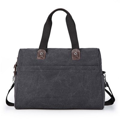 Fashion Business Canvas Shoulder BagMens Bags<br>Fashion Business Canvas Shoulder Bag<br><br>Material: Canvas, Polyester<br>Package Size(L x W x H): 46.00 x 29.00 x 20.00 cm / 18.11 x 11.42 x 7.87 inches<br>Package weight: 0.9900 kg<br>Packing List: 1 x Business Shoulder Bag<br>Product weight: 0.9500 kg<br>Style: Casual, Fashion<br>Type: Shoulder bag