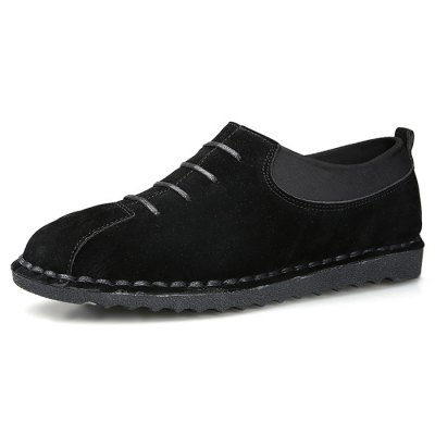 Men Trendy Leisure Suede Skateboarding ShoesCasual Shoes<br>Men Trendy Leisure Suede Skateboarding Shoes<br><br>Closure Type: Slip-On<br>Contents: 1 x Pair of Shoes<br>Function: Slip Resistant<br>Materials: Suede, Rubber<br>Occasion: Casual<br>Outsole Material: Rubber<br>Package Size ( L x W x H ): 33.00 x 22.00 x 11.00 cm / 12.99 x 8.66 x 4.33 inches<br>Package Weights: 0.77kg<br>Seasons: Autumn,Spring,Summer<br>Style: Leisure, Casual<br>Type: Casual Shoes<br>Upper Material: Suede