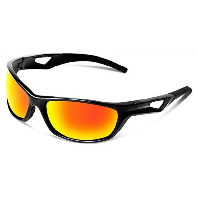 Anti-dust Protective Polarized Lens Cycling Glasses