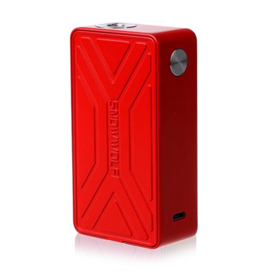 Original Snowwolf 200W C TC Box ModTemperature Control Mods<br>Original Snowwolf 200W C TC Box Mod<br><br>Accessories type: MOD<br>APV Mod Wattage: 235W<br>APV Mod Wattage Range: Over 200W<br>Battery Form Factor: 18650<br>Battery Quantity: 2pcs ( not included )<br>Brand: SnowWolf<br>Material: Zinc Alloy<br>Mod: Temperature Control Mod,VV/VW Mod<br>Model: 200W C<br>Package Contents: 1 x Mod, 1 x USB Cable, 1 x English User Manual<br>Package size (L x W x H): 7.10 x 3.20 x 11.00 cm / 2.8 x 1.26 x 4.33 inches<br>Package weight: 0.2540 kg<br>Product size (L x W x H): 4.72 x 2.43 x 8.62 cm / 1.86 x 0.96 x 3.39 inches<br>Product weight: 0.1580 kg<br>Temperature Control Range: 100 - 350 Deg.C / 212 - 662 Deg.F<br>Type: Electronic Cigarettes Accessories