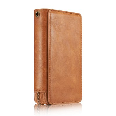 Retro Wallet Phone Cover Case for Samsung Galaxy S8 PlusSamsung S Series<br>Retro Wallet Phone Cover Case for Samsung Galaxy S8 Plus<br><br>Compatible with: Samsung Galaxy S8 Plus<br>Features: Anti-knock, Full Body Cases, With Credit Card Holder<br>Material: PU Leather<br>Package Contents: 1 x Phone Case Wallet, 1 x Lanyard<br>Package size (L x W x H): 19.00 x 11.00 x 4.80 cm / 7.48 x 4.33 x 1.89 inches<br>Package weight: 0.2560 kg<br>Product size (L x W x H): 16.80 x 8.70 x 3.80 cm / 6.61 x 3.43 x 1.5 inches<br>Product weight: 0.2310 kg<br>Style: Cool, Solid Color