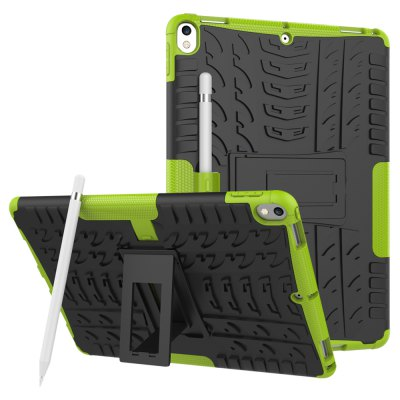 Drop Resistance Protective Back Case for iPad ProiPad Cases/Covers<br>Drop Resistance Protective Back Case for iPad Pro<br><br>Compatible for Apple: iPad Pro<br>Features: Back Cover<br>Material: PC, TPU<br>Package Contents: 1 x Case Cover<br>Package size (L x W x H): 27.00 x 20.00 x 3.00 cm / 10.63 x 7.87 x 1.18 inches<br>Package weight: 0.2650 kg<br>Product size (L x W x H): 25.80 x 18.10 x 1.50 cm / 10.16 x 7.13 x 0.59 inches<br>Product weight: 0.2250 kg<br>Style: Special Design