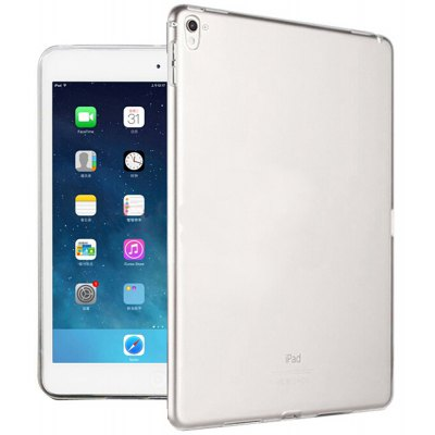 ASLING Transparent TPU Cover Case for iPad Pro 9.7 inch