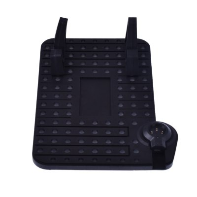 Car Dashboard Anti-skid Pad Magnetic Phone Charging HolderStands &amp; Holders<br>Car Dashboard Anti-skid Pad Magnetic Phone Charging Holder<br><br>Features: Anti-skid panel<br>Material: Silicone<br>Package Contents: 1 x Anti-slip Pad, 1 x USB Cable, 1 x Connective Cable, 2 x Holder<br>Package size (L x W x H): 22.50 x 14.00 x 2.70 cm / 8.86 x 5.51 x 1.06 inches<br>Package weight: 0.2300 kg<br>Product size (L x W x H): 17.50 x 12.70 x 1.00 cm / 6.89 x 5 x 0.39 inches<br>Product weight: 0.1160 kg<br>Type: Car Stand