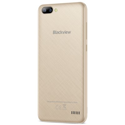 Blackview A7 3G SmartphoneCell phones<br>Blackview A7 3G Smartphone<br><br>2G: GSM 1800MHz,GSM 1900MHz,GSM 850MHz,GSM 900MHz<br>3G: WCDMA B1 2100MHz,WCDMA B8 900MHz<br>Additional Features: Calculator, Calendar, Camera, Alarm, GPS, MP3, 3G, Browser, MP4, WiFi, Bluetooth<br>Back Case : 1<br>Back-camera: 0.3MP + 5.0MP<br>Battery Capacity (mAh): 2800mAh<br>Battery Type: Non-removable<br>Bluetooth Version: V4.1<br>Brand: Blackview<br>Camera type: Triple cameras<br>Cell Phone: 1<br>Cores: Quad Core, 1.3GHz<br>CPU: MTK6580A<br>English Manual : 1<br>External Memory: TF card up to 32GB (not included)<br>Front camera: 2.0MP<br>Google Play Store: Yes<br>I/O Interface: TF/Micro SD Card Slot, Micro USB Slot, Micophone, 3.5mm Audio Out Port, 2 x Micro SIM Card Slot, Speaker<br>Language: Multi language<br>Music format: AAC, MP3<br>Network type: GSM,WCDMA<br>OS: Android 7.0<br>Package size: 15.50 x 8.30 x 4.00 cm / 6.1 x 3.27 x 1.57 inches<br>Package weight: 0.3350 kg<br>Picture format: JPG, GIF, BMP, PNG, JPEG<br>Power Adapter: 1<br>Product size: 14.30 x 7.10 x 0.95 cm / 5.63 x 2.8 x 0.37 inches<br>Product weight: 0.1750 kg<br>RAM: 1GB RAM<br>ROM: 8GB<br>Screen Protector: 1<br>Screen resolution: 1280 x 720 (HD 720)<br>Screen size: 5.0 inch<br>Screen type: Capacitive<br>Sensor: Gravity Sensor<br>Service Provider: Unlocked<br>SIM Card Slot: Dual SIM, Dual Standby<br>SIM Card Type: Micro SIM Card<br>Type: 3G Smartphone<br>USB Cable: 1<br>Video format: 3GP, MP4, MKV<br>WIFI: 802.11b/g/n wireless internet<br>Wireless Connectivity: WiFi, GSM, Bluetooth, 3G, GPS