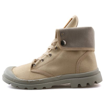 High Top Casual Canvas Shoes / Boots for MenMens Boots<br>High Top Casual Canvas Shoes / Boots for Men<br><br>Closure Type: Lace-Up<br>Contents: 1 x Pair of Boots<br>Materials: Canvas, Rubber<br>Occasion: Casual<br>Outsole Material: Rubber<br>Package Size ( L x W x H ): 33.00 x 22.00 x 11.00 cm / 12.99 x 8.66 x 4.33 inches<br>Package Weights: 0.87kg<br>Seasons: Autumn,Spring,Summer<br>Style: Leisure, Casual<br>Type: Boots<br>Upper Material: Canvas