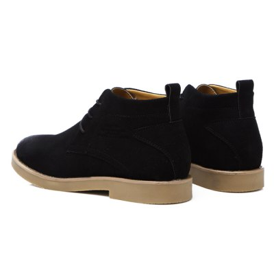 Men Comfortable Suede  Medium Top Martin BootsMens Boots<br>Men Comfortable Suede  Medium Top Martin Boots<br><br>Closure Type: Lace-Up<br>Contents: 1 x Pair of Shoes<br>Materials: Suede, Rubber<br>Occasion: Casual<br>Outsole Material: Rubber<br>Package Size ( L x W x H ): 33.00 x 22.00 x 11.00 cm / 12.99 x 8.66 x 4.33 inches<br>Package Weights: 0.77kg<br>Seasons: Autumn,Spring<br>Style: Casual<br>Type: Boots<br>Upper Material: Suede