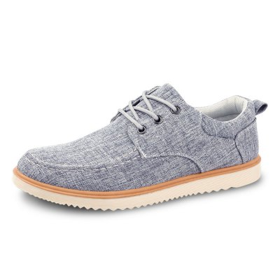 Men Fashion Lace-up Casual Skateboarding ShoesMen's Oxford<br>Men Fashion Lace-up Casual Skateboarding Shoes<br><br>Closure Type: Lace-Up<br>Contents: 1 x Pair of Shoes<br>Materials: Fabric, Rubber<br>Occasion: Casual<br>Outsole Material: Rubber<br>Package Size ( L x W x H ): 33.00 x 24.00 x 13.00 cm / 12.99 x 9.45 x 5.12 inches<br>Package Weights: 0.82kg<br>Seasons: Autumn,Spring,Summer<br>Style: Leisure, Casual<br>Type: Casual Shoes
