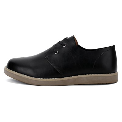 Working Casual Leather Shoes for MenFormal Shoes<br>Working Casual Leather Shoes for Men<br><br>Closure Type: Lace-Up<br>Contents: 1 x Pair of Shoes<br>Materials: Genuine Leather, Rubber<br>Occasion: Casual<br>Outsole Material: Rubber<br>Package Size ( L x W x H ): 33.00 x 24.00 x 13.00 cm / 12.99 x 9.45 x 5.12 inches<br>Package Weights: 0.82kg<br>Seasons: Autumn,Spring,Summer<br>Style: Leisure, Casual<br>Type: Casual Shoes<br>Upper Material: Genuine Leather