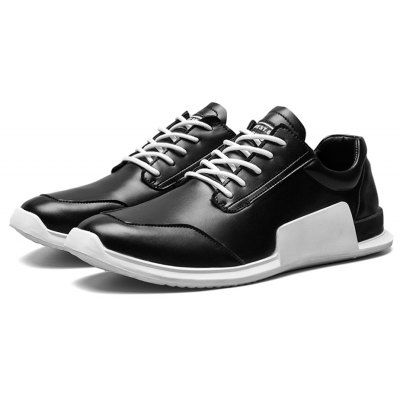 Space PU Casual Sneakers for Men