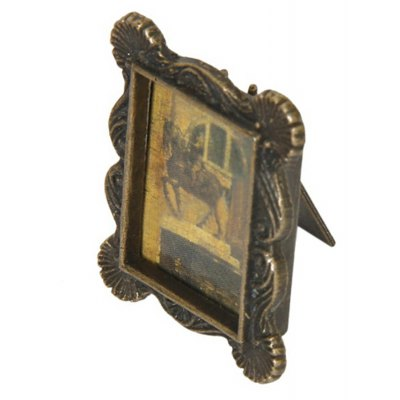 Metal Bronze Picture Frame