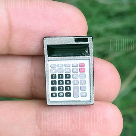 Buy Simulated Miniature Dollhouse Accessories Calculator Model COLORMIX