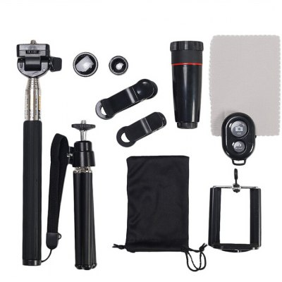 10-in-1 Mobile Photography Set