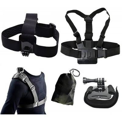 Practical Accessories Sets for GoPro