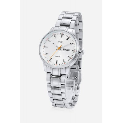 Fashion Women Watch with Stainless Steel BandWomens Watches<br>Fashion Women Watch with Stainless Steel Band<br><br>Band material: Stainless Steel<br>Case material: Alloy<br>Clasp type: Butterfly clasp<br>Display type: Analog<br>Movement type: Quartz watch<br>Package Contents: 1 x Watch<br>Package size (L x W x H): 22.00 x 3.90 x 1.90 cm / 8.66 x 1.54 x 0.75 inches<br>Package weight: 0.2200 kg<br>Product size (L x W x H): 21.00 x 2.90 x 0.90 cm / 8.27 x 1.14 x 0.35 inches<br>Product weight: 0.0642 kg<br>Shape of the dial: Circular<br>The band length: 18.1cm<br>The band width: 1.2cm<br>The dial diameter: 2.9cm<br>The dial thickness: 0.9cm<br>Watches categories: Women<br>Water resistance : Life water resistant<br>Wearable length: 17.7 - 21cm