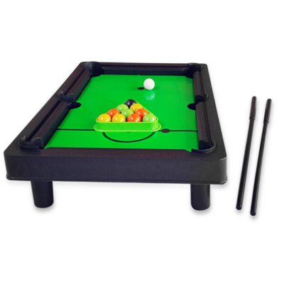 Educational Toys Simulation Billiards Table Set for Kids