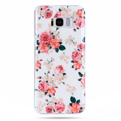 LEEHUR Creative Colored Case for Samsung Galaxy S8 Plus