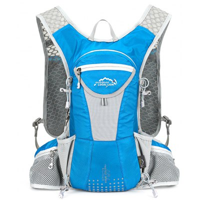LOCAL LION Outdoor Multifunctional Water Backpack
