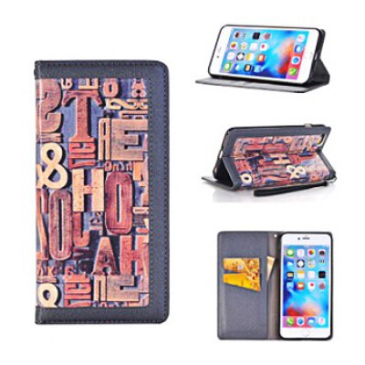 Stand Card Holder Case for iPhone 6 Plus / 6S Plus