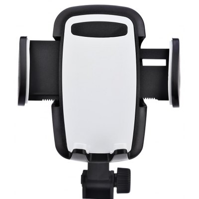 Rotatable Double USB Car Charger Phone Stand