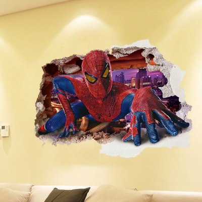 DSU Creative Modern 3D Wall Sticker Wallpaper