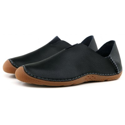 Handcrafted Genuine Leather Cosy Shoes for Men