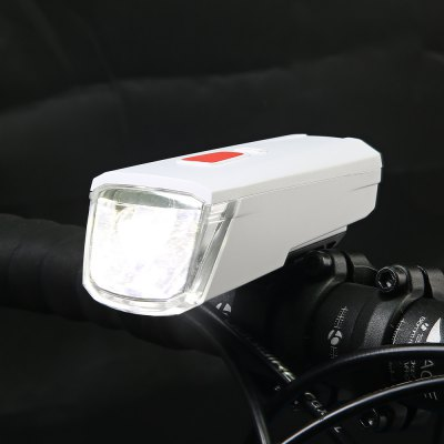 SAHOO 71386 USB Charging Bicycle Front Light Safety LampBike Lights<br>SAHOO 71386 USB Charging Bicycle Front Light Safety Lamp<br><br>Brand: SAHOO<br>Package Contents: 1 x SAHOO Bike Light, 1 x Bracket, 1 x USB Cable<br>Package Dimension: 15.00 x 7.00 x 5.00 cm / 5.91 x 2.76 x 1.97 inches<br>Package weight: 0.1450 kg<br>Product Dimension: 10.00 x 3.80 x 4.00 cm / 3.94 x 1.5 x 1.57 inches<br>Product weight: 0.1110 kg<br>Suitable for: Electric Bicycle, Mountain Bicycle, Road Bike, Touring Bicycle<br>Type: Front Light
