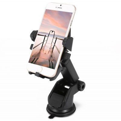 BH - 6 Stretchable Long Arm Car Phones Stand