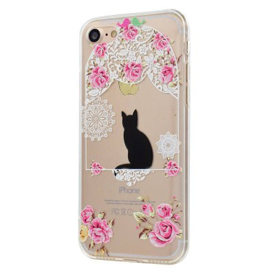 Lovely Cat Design Acrylic Back Case for iPhone 7iPhone Cases/Covers<br>Lovely Cat Design Acrylic Back Case for iPhone 7<br><br>Compatible for Apple: iPhone 7<br>Features: Back Cover<br>Material: Acrylic, TPU<br>Package Contents: 1 x Phone Case, 1 x Hang Rope<br>Package size (L x W x H): 15.00 x 7.90 x 1.80 cm / 5.91 x 3.11 x 0.71 inches<br>Package weight: 0.0360 kg<br>Product size (L x W x H): 14.00 x 6.90 x 0.80 cm / 5.51 x 2.72 x 0.31 inches<br>Product weight: 0.0230 kg<br>Style: Anime