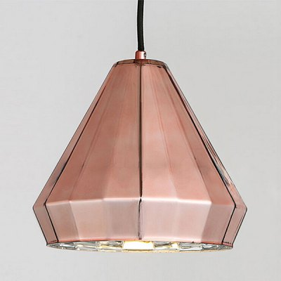 Nordic Simple Creative Glass Chandelier 220V
