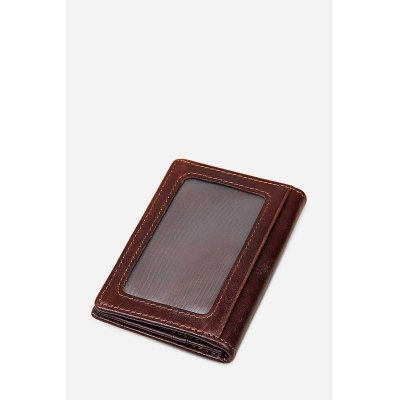 Men Minimalist Vintage Look Bifold Leather WalletWallets<br>Men Minimalist Vintage Look Bifold Leather Wallet<br><br>Features: Wearable<br>Material: Leather, Polyester<br>Package Size(L x W x H): 18.00 x 12.00 x 3.00 cm / 7.09 x 4.72 x 1.18 inches<br>Package weight: 0.0800 kg<br>Packing List: 1 x Wallet<br>Product Size(L x W x H): 15.00 x 10.50 x 0.50 cm / 5.91 x 4.13 x 0.2 inches<br>Product weight: 0.0400 kg<br>Style: Fashion, Casual<br>Type: Wallet