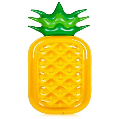 PVC Thickened Pineapple Inflatable Pool Float for Water Games