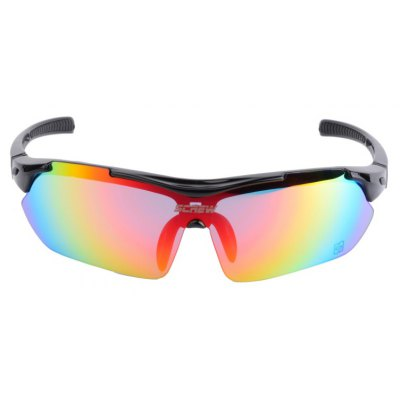 SENLAN 9005 Non-polarized Detachable PC Lens Glasses