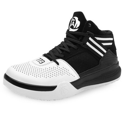 Men Breathable High Top Sports ShoesMen's Sneakers<br>Men Breathable High Top Sports Shoes<br><br>Closure Type: Lace-Up<br>Contents: 1 x Pair of Shoes<br>Function: Slip Resistant<br>Materials: Rubber, Mesh<br>Occasion: Sports<br>Outsole Material: Rubber<br>Package Size ( L x W x H ): 33.00 x 22.00 x 11.00 cm / 12.99 x 8.66 x 4.33 inches<br>Package Weights: 0.95kg<br>Style: Fashion, Comfortable<br>Type: Sports Shoes<br>Upper Material: Mesh