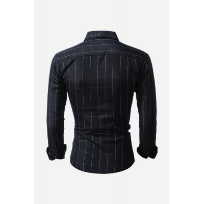 Business Fashionable Classical Long-sleeve Checked ShirtMens Shirts<br>Business Fashionable Classical Long-sleeve Checked Shirt<br><br>Material: Cotton, Polyester<br>Package Contents: 1 x Men Shirt<br>Package size: 30.00 x 20.00 x 2.00 cm / 11.81 x 7.87 x 0.79 inches<br>Package weight: 0.2200 kg<br>Product weight: 0.1800 kg
