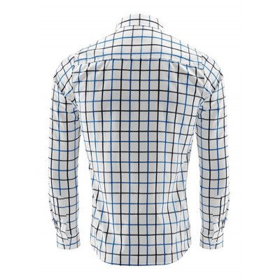 Men Casual Button Down Long Sleeve Plaid ShirtMens Shirts<br>Men Casual Button Down Long Sleeve Plaid Shirt<br><br>Material: Cotton, Polyester<br>Package Contents: 1 x Shirt<br>Package size: 40.00 x 30.00 x 2.00 cm / 15.75 x 11.81 x 0.79 inches<br>Package weight: 0.2800 kg<br>Product weight: 0.2200 kg