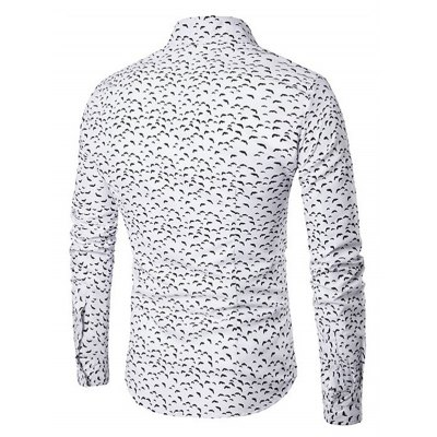 Men Casual Button Down Long Sleeve ShirtMens Shirts<br>Men Casual Button Down Long Sleeve Shirt<br><br>Material: Cotton, Polyester<br>Package Contents: 1 x Shirt<br>Package size: 40.00 x 30.00 x 3.00 cm / 15.75 x 11.81 x 1.18 inches<br>Package weight: 0.2800 kg<br>Product weight: 0.2200 kg