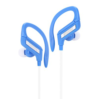 PBP - 011 Stereo Bluetooth Sports Earbuds with Ear HookEarbud Headphones<br>PBP - 011 Stereo Bluetooth Sports Earbuds with Ear Hook<br><br>Application: Running, Sport<br>Battery Capacity(mAh): 90mAh<br>Battery Types: Li-ion battery<br>Bluetooth: Yes<br>Bluetooth distance: W/O obstacles 10m<br>Bluetooth mode: Headset, Hands free<br>Bluetooth protocol: A2DP,AVRCP,HFP,HSP<br>Bluetooth Version: V4.2<br>Charging Time.: 1.5h<br>Compatible with: Computer, Mobile phone, Portable Media Player<br>Connecting interface: Micro USB<br>Connectivity: Wireless<br>Frequency response: 20-20000Hz<br>Function: Answering Phone, Bluetooth, Microphone, Noise Cancelling, Song Switching, Sweatproof, Voice control, Voice Prompt<br>Impedance: 32ohms<br>Language: English<br>Material: Plastic, Silicone<br>Model: PBP - 011<br>Music Time: 4 - 5h<br>Package Contents: 1 x Sports Earbuds, 1 x Micro USB Cable<br>Package size (L x W x H): 11.00 x 6.00 x 4.00 cm / 4.33 x 2.36 x 1.57 inches<br>Package weight: 0.0880 kg<br>Product weight: 0.0180 kg<br>Sensitivity: 98dB<br>Standby time: 100h<br>Talk time: 4 - 5h<br>Type: In-Ear<br>Wearing type: In-ear with ear hook