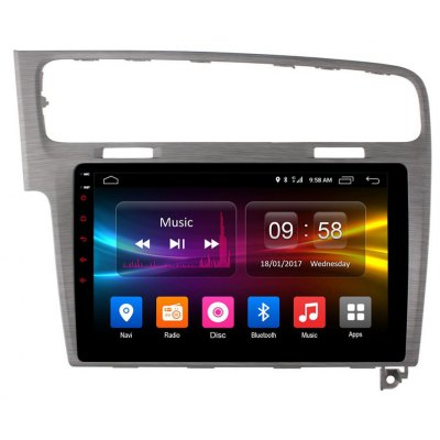 Ownice C500+ OL - 1907P Octa Core Android 6.0 10.1 inch Car GPS DVD Player for VW Golf 7 2013 - 2015