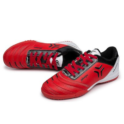 Handcrafted Fashion Soccer Sneakers for MenAthletic Shoes<br>Handcrafted Fashion Soccer Sneakers for Men<br><br>Closure Type: Lace-Up<br>Contents: 1 x Pair of Shoes<br>Function: Slip Resistant<br>Materials: Rubber, PU<br>Occasion: Soccer, Sports<br>Outsole Material: Rubber<br>Package Size ( L x W x H ): 25.00 x 18.00 x 11.00 cm / 9.84 x 7.09 x 4.33 inches<br>Package Weights: 0.91kg<br>Style: Fashion, Comfortable<br>Type: Sports Shoes<br>Upper Material: PU