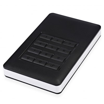 2.5 inch SATA to USB 3.0 5Gbps External Enclosure
