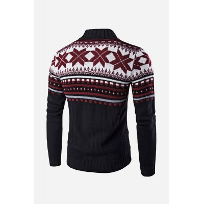 Men Casual Classical Retro Long Sleeve SweaterMens Hoodies &amp; Sweatshirts<br>Men Casual Classical Retro Long Sleeve Sweater<br><br>Material: Cotton Blends<br>Package Contents: 1 x Men Sweater<br>Package size: 20.00 x 20.00 x 2.00 cm / 7.87 x 7.87 x 0.79 inches<br>Package weight: 0.4700 kg<br>Product weight: 0.4200 kg
