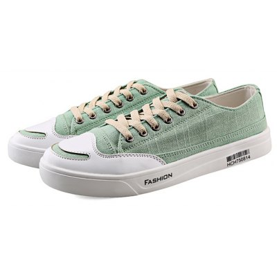 Fashion Denim Casual Skateboarding Shoes for Women